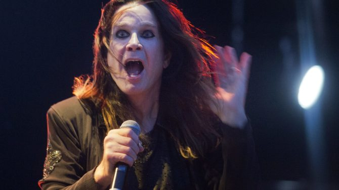 Black Sabbath, Ozzy Osbourne Sweden Rock