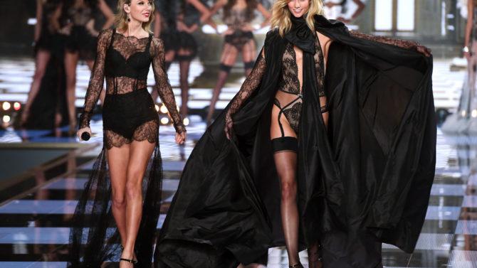 Kim Kardashian Karlie Kloss Taylor Swift