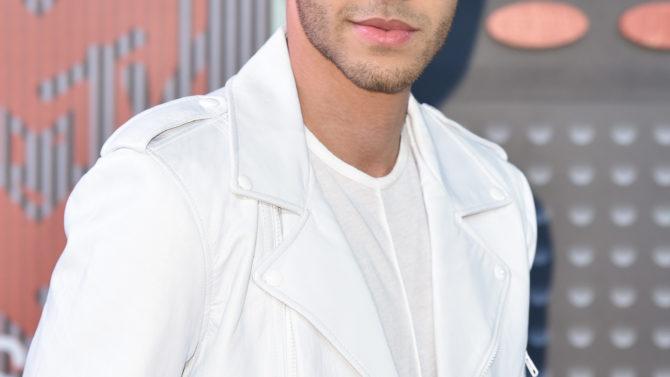 Prince Royce en los MTV Video