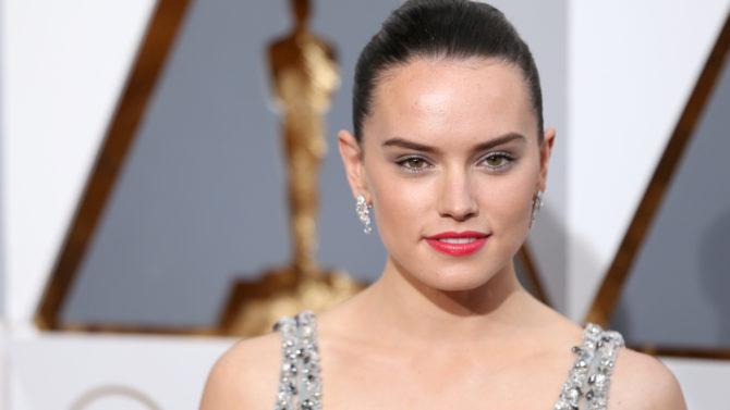 Daisy Ridley 88th Annual Academy Awards,