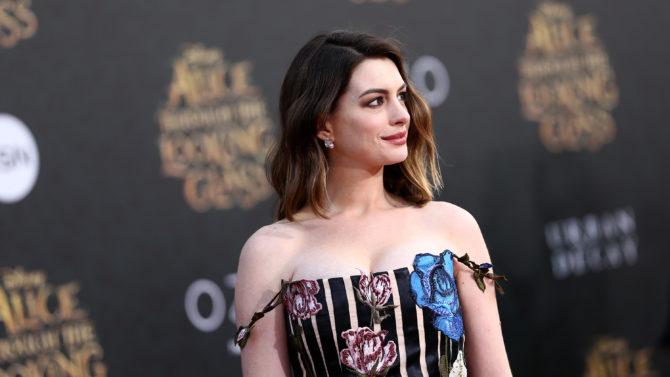 Anne Hathaway celebra en Instagram el