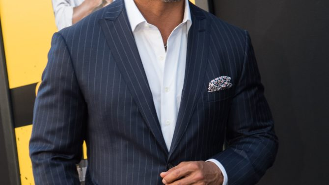 Dwayne Johnson 'Central Intelligence' film premiere,