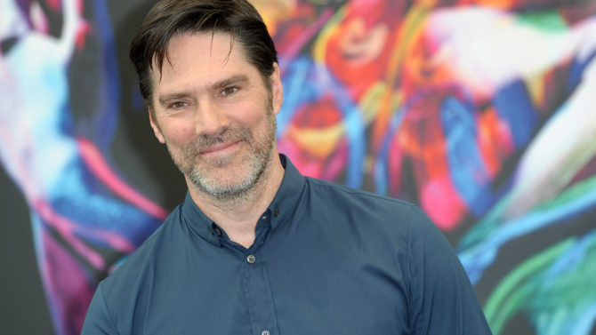 Thomas Gibson 'Criminal Minds' photocall, 56th