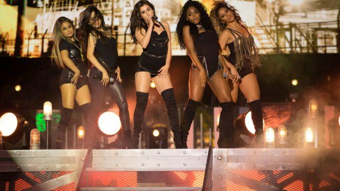 Fifth Harmony en concierto en Canadá