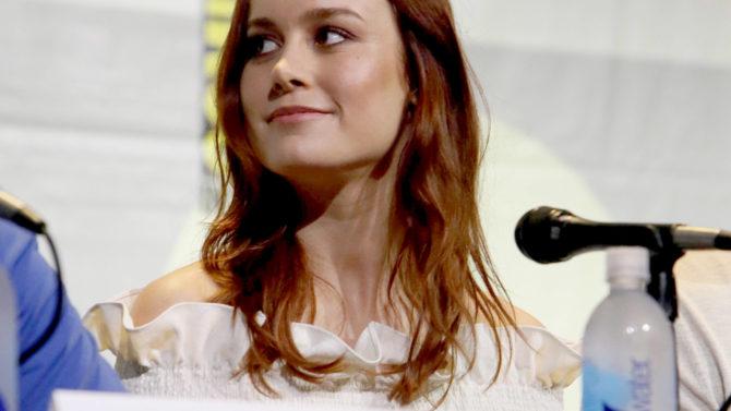 Foto Brie Larson 'Captain Marvel'