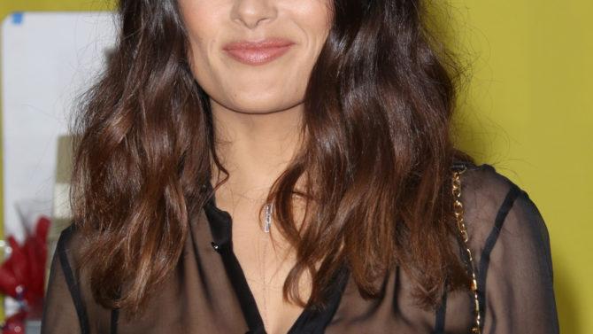 Foto Salma Hayek nuevo look