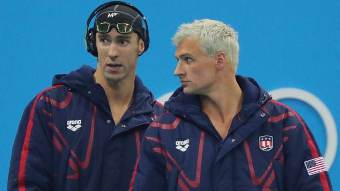 Comite olímpico estadounidense disculpa robo Ryan