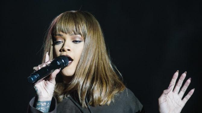 Rihanna Sziget Festival, Budapest, Hungary -