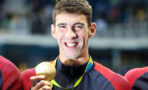 Michael Phelps Rio 2016