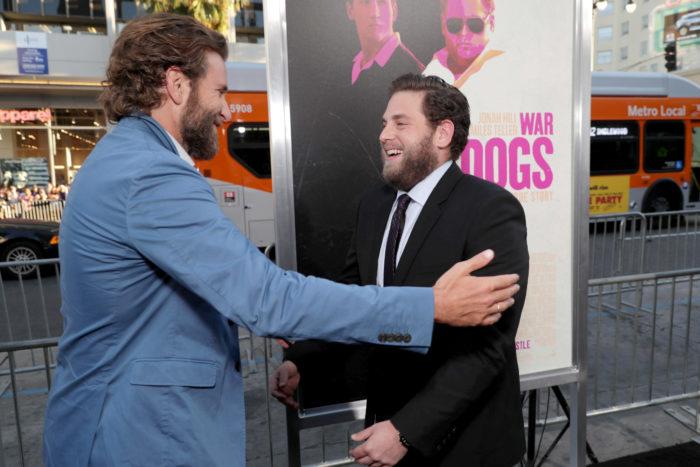 Bradley Cooper y Jonah Hill