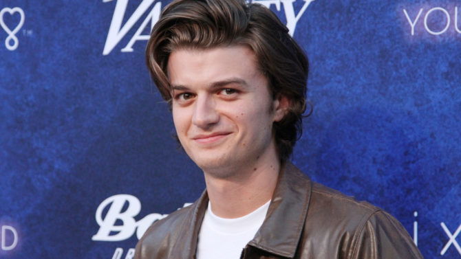Joe Keery Variety's Power of Young