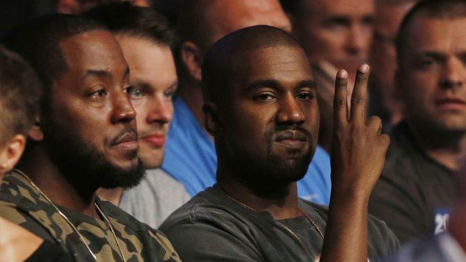 """Kanye West convierte video de """"Famous"""""""