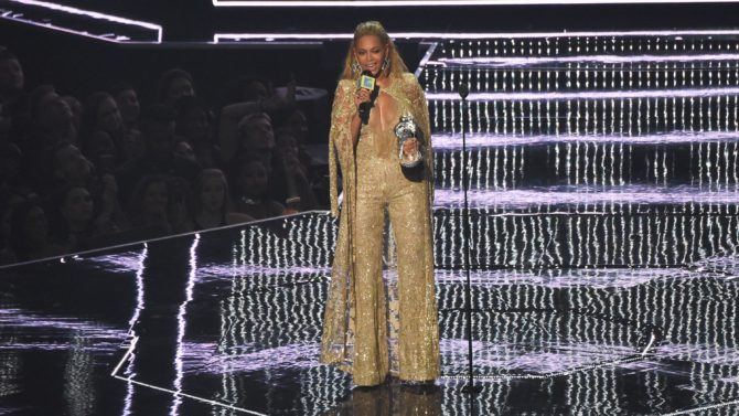 Beyonce 2016 MTV Video Music Awards,