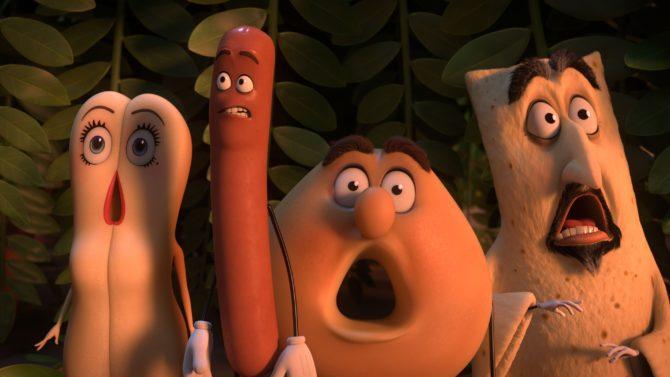 'Sausage Party' lidera la taquilla estadounidense
