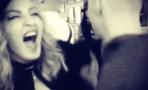 Madonna baila con su hijo Rocco