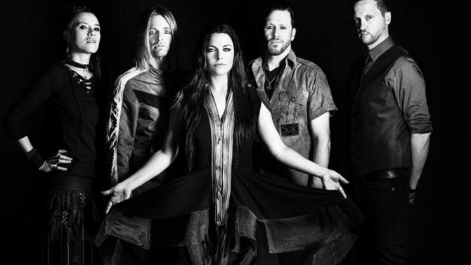 Evanescense anuncia primera gira en EE.
