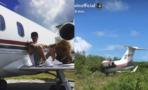 J Balvin: Su avión privado se
