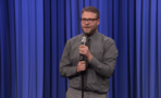 Seth Rogen en el Late Night