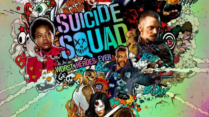 Suicide Squad taquilla fin de semana