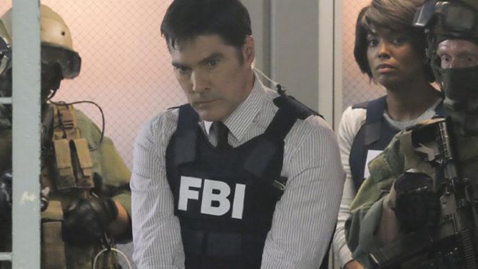 Despiden Thomas Gibson Criminal Minds