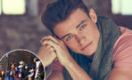 Thomas Doherty y China Anne McClain