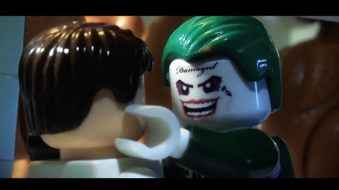 Tráiler Suicide Squad Lego