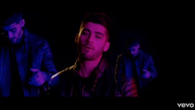 Video canción Zayn Malik Snakehip Cruel