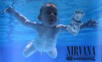 Recrean portada del álbum de Nirvana
