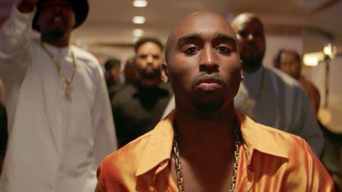 Tupac Shakur Battles Temptation in New
