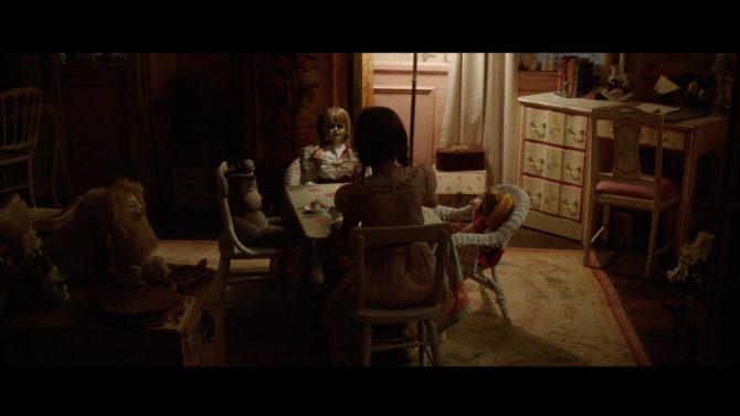 Tráiler de 'Annabelle 2'