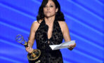 Premios Emmy 2016: Julia Louis-Dreyfus dedica