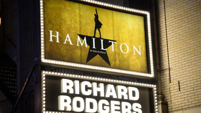Elenco de la obra 'Hamilton' crea