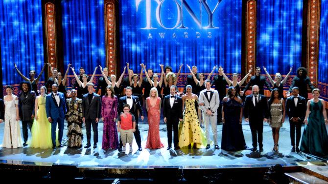 Premios Tony 2016