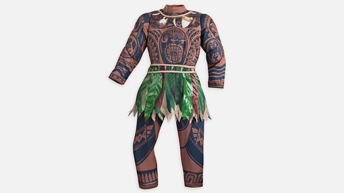Disfraz de Maui