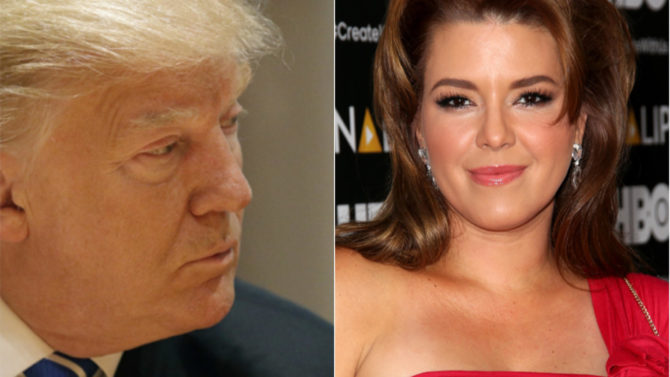 Donald Trump vs Alicia Machado: la