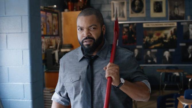 Tráiler Fist Fight Ice Cube Tracy