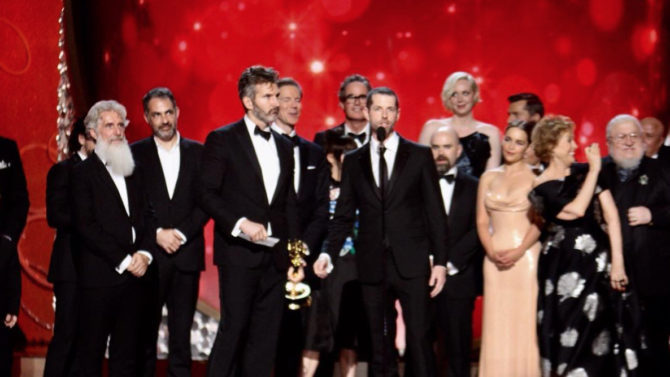 Premios Emmy 2016: 'Game of Thrones'
