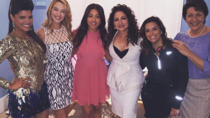 Foto Gloria Estefan Jane The Virgin