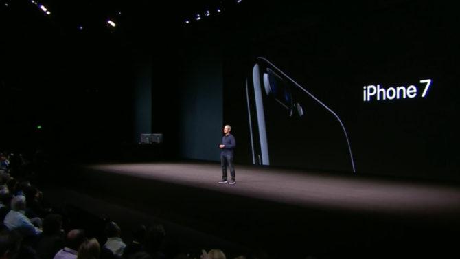 iPhone 7 Apple lanzamiento venta