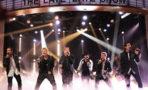 James Corden y los Backstreet Boys