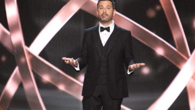 Premios Emmy 2016 Discuso de apertura