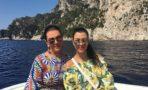 Kourtney Kardashian y Kris Jenner