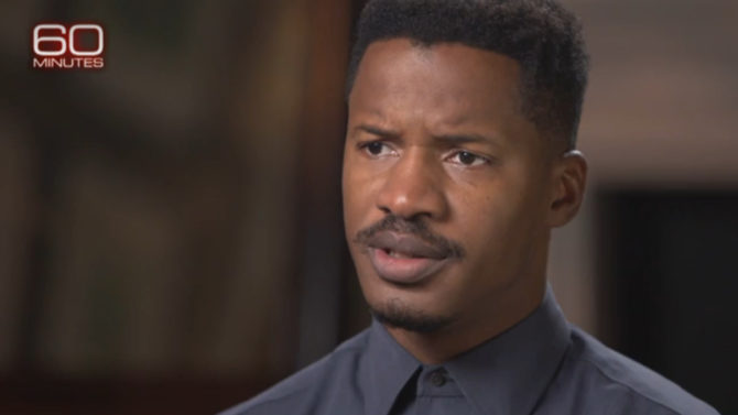 Nate Parker abuso sexual entrevista 60