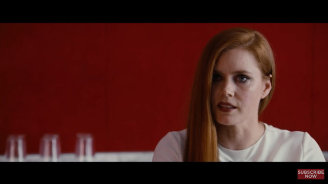 Tráiler Nocturnal Animals Amy Adams Jake