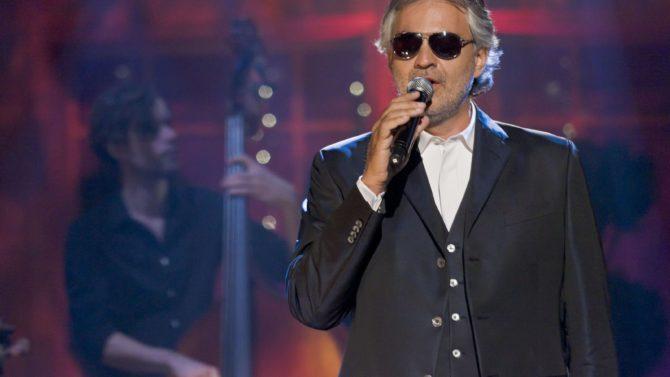 Mejores canciones Andrea Bocelli