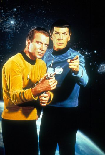 'Star Trek' (1966-1969)