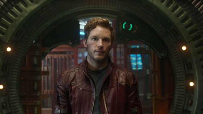 Chris Pratt dice que 'Guardians of