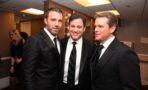 Ben Affleck, Jimmy Kimmel y Matt