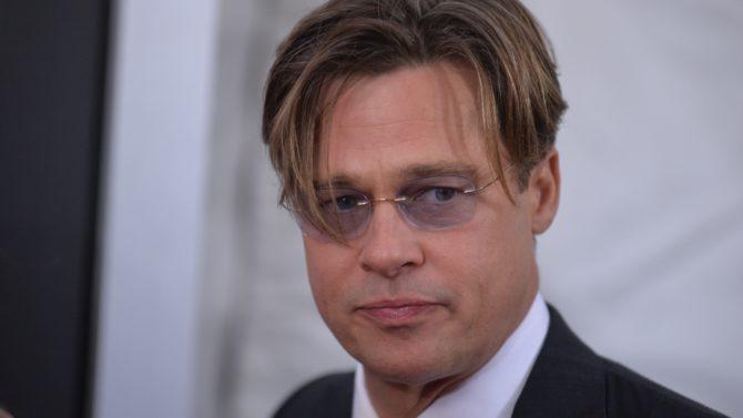 Brad Pitt divorcio Angelina Jolie Voyage