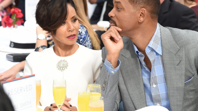 Foto Will Smith Jada Pinkett Smith
